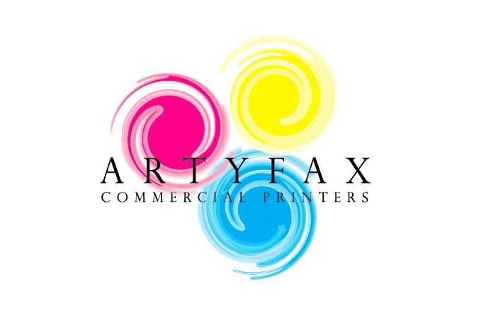 Hull web designer chris cannon branding for hull based printing branding for hull based printing firm artyfax printers reheart Image collections